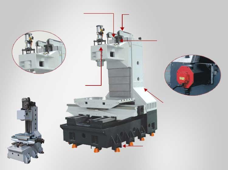 cnc five axis machine