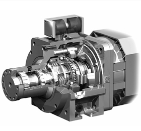 Spindle Reduction Gear Box