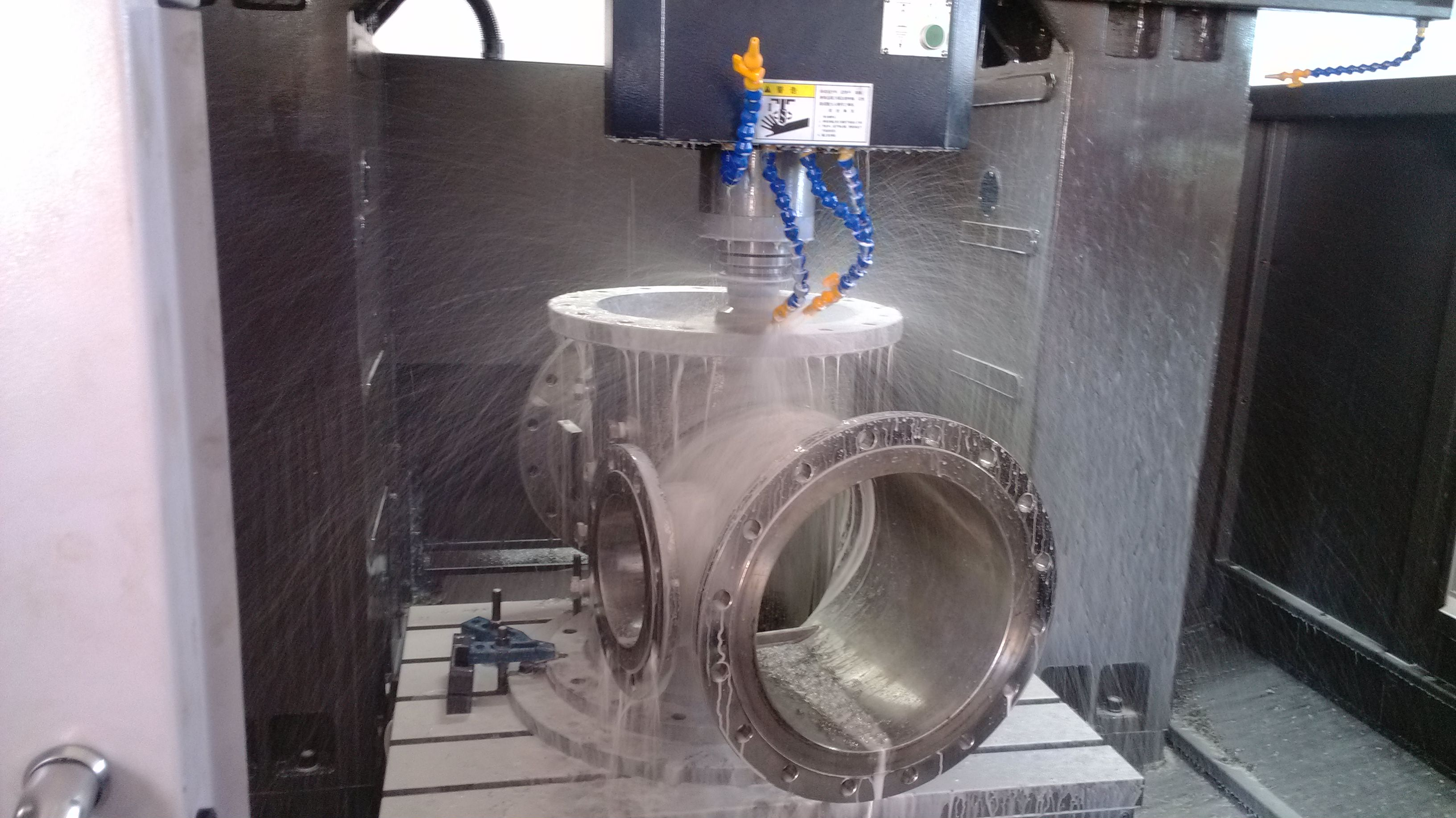 GQ800 Back-Door Type Machining Center for UV Cylinder