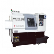 SCK160 Series Slant Bed CNC Lathe Machine